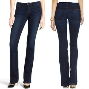 Joe's flawless vixen sassy bootcut jeans in cecily